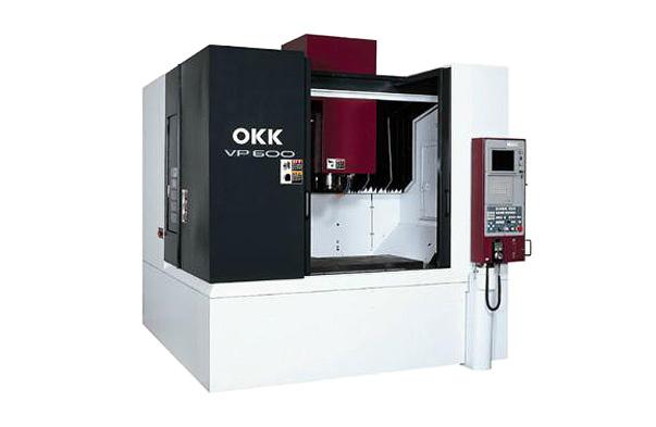 OKK VP 600 Vertical Machining Centre