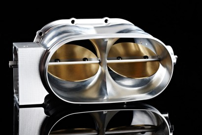 Throttle body for Super Chargers